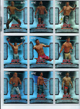 2009 - UFC - SERIES 2 - GREATS OF THE GAME - MMA - INSERT SET - MINT!!!!!