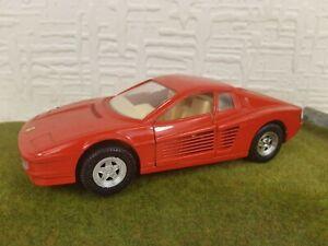 Mira Ferrari Testarossa 1/25 Scale Car