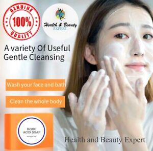 100% Original Kojic Acid Whitening Pure Skin Lightening Soap 140g