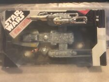Star Wars Y-Wing Fighter 30th New Sealed Toys R Us Exclusive 2007 Tru R5-F7