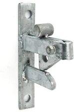 SELF LOCKING AUTO GATE CATCH HEAVY DUTY GALVANISED - FIELD GATE CATCH