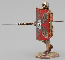 Action- & Spielfiguren Thomas Gunn Roman Empire rom083a Imperial Legionär Schaufeln rot Schild MIB