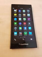 BlackBerry Leap - 16GB - Black  Smartphone - SEE LISTING FOR PARTS ONLY!!