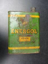 Alte Öldose Energol