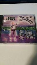 KTHX  100.1 FM Radio Live From The X-Ville City Limits CD Reno NV 2001