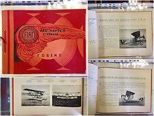 22) Catalogo Aeronautica d'Italia Torino Fiat C.R. 20 Biplano da Caccia