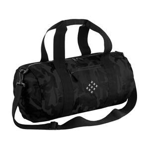 Diamond 9 Camo Barrel Bag