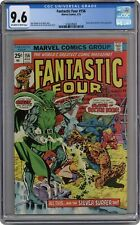 Fantastic Four #156 CGC 9.6 1975 3788105001
