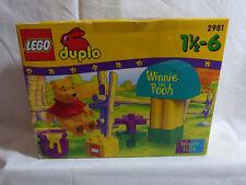 Lego Duplo 2981 - Winnie the Pooh   in OVP