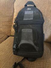 Lowepro SlingShot 100 AW, Black All-Weather BackPack/Sling Camera Bag
