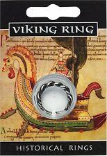 Viking Twist Ring - Pewter
