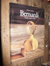 Enrico Bernardi tarsia come tarsia F. Solmi 1983 Grafis MI ^