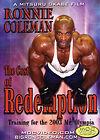bodybuilding dvd RONNIE COLEMAN - REDEMPTION