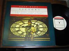 "Test Dept 80s INDUSTRIAL 12"" SINGLE Victory 1987 UK"