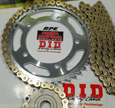 ER650 ER-6n ER6n '06-13 DID Gold X-Ring CHAIN AND SPROCKETS KIT *OEM, QA or Fwy