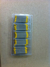 Yellow Inline / Pencil Filters Pack of 10