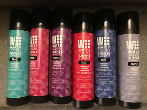 TRESSA WATER COLORS INTENSE COLOR SHAMPOO ALL COLORS AVAILABLE