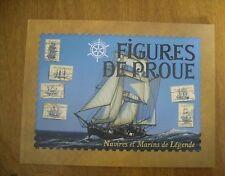 Timbres de france neufs Livre philatélique illustré avec timbres intégrés