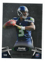 Russell Wilson 2012 Bowman Sterling Rookie RC