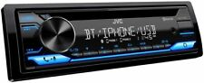 Jvc Kd-T710Bt Single Din Bluetooth In-Dash Digital Cd Car Stereo Receiver
