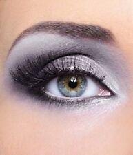 lentilles de couleur  gris  1 an - contact lenses gray