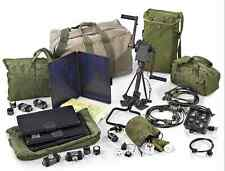 Military Special Forces OP-177/U Solar Power Cell G67B/G Hand Crank Generator
