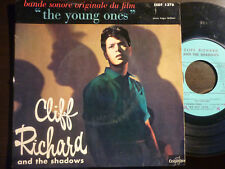 EP BO DU FILM the young ones  EP    CLIFF RICHARD AND THE SHADOWS