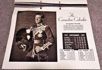 Vintage 1937 King Edward VIII Coronation Calendar