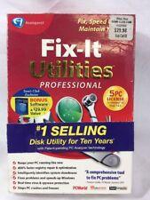 Brand New Fix It Utilities Professional Version 12 - 5 PCs BONUS Hotspot Shield