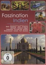 DVD * FASZINATION INDIEN - Dehli - Rajasthan - Agra - Taj Mahal  # NEU OVP ~