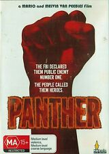 PANTHER..RARE DVD, FBI, Public Enemy, Heroes, Police Harassment,African American