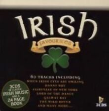 Various Irish Favourites 3cds Compliation 2009