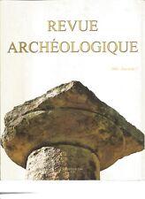 REVUE ARCHEOLOGIQUE - 2003 - FASCICULE 2 - SOMMAIRE SUR PHOTO N°02
