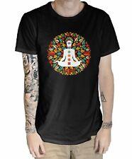 Chakra Meditación Pétalo Mandala Yoga Para hombres Camiseta