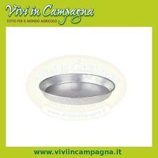 Teglia, tortiera conica Agnelli in alluminio  diametro 26