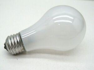 (4-Pack) Tungsram 25A19 Incandescent 25-Watt A19 Light Bulb 25W 130V Made in USA