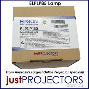 Epson ELPLP85 / V13H010L85 Projector Lamp. Genuine Epson branded lamp.