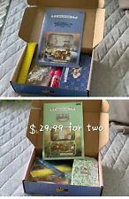 DIY Miniature Dollhouse Kit Tin Box Theatre Furniture Set-price for two packs