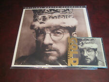 ELVIS COSTELLO KING OF AMERICA Rare Ryko AUDIOPHILE 24-KARAT Gold CD + MFSL LP