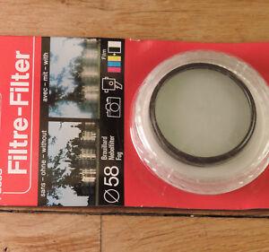 58 mm Filtre Posso Fog (Brouillard)