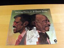 Sealed Promo SAMMY DAVIS JR. & COUNT BASIE Self Titled MGM SE-4825 *SEALED PROMO