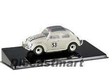 HOTWHEELS ELITE BCK07 1:43 HERBIE THE LOVE BUG 1962 VW VOLKSWAGEN BEETLE #53