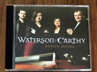 Waterson:Carthy - Broken Ground (2010)