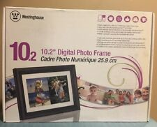 Digital Picture Frames Westinghouse 10.2-Inch LCD Photo