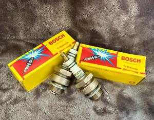M175T1 NOS Original Bosch Spark Plugs Vintage 36-47 FL W WL WLA #132