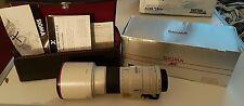 Sigma 400 mm f/5.6 Lente a CANNON