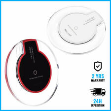 Qi Fantasy Wireless Charger Charging Pad Plate Mat Dock Chargeur Sans Fills