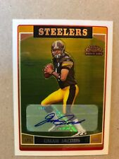 Omar Jacobs 2006 Topps Chrome Autographed ROOKIE Card