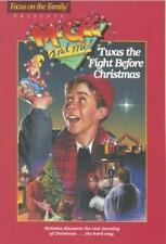 'Twas the Fight before Christmas (McGee and Me! #09 Book)-ExLibrary
