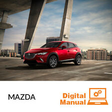 Mazda - Service and Repair Manual 30 Day Online Access